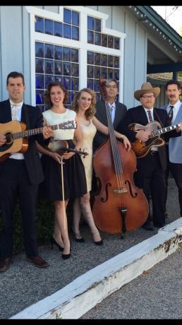 Hank and Ella's Fine Country Band, Ren Geisick
