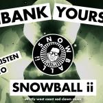 KZSC Presents:  Snowball ii, Teleskopes, Psycho Astro Club