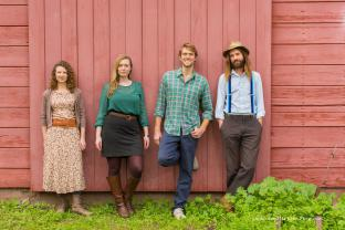 Jacob and the Ghost Train, Joshua Lowe and the Juncos, Dawn Chorus String Band