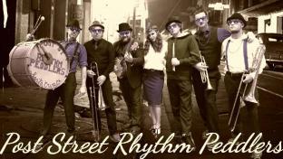 Speakeasy 3, Post Street Rhythm Peddlers