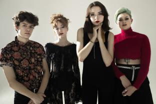 The Regrettes, & Mt Eddy