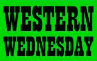 Western Wednesday: TBD