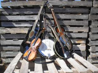 Bluegrass Jam