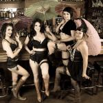 Bourbon and Burlesque w/ Lulu and the Lushes