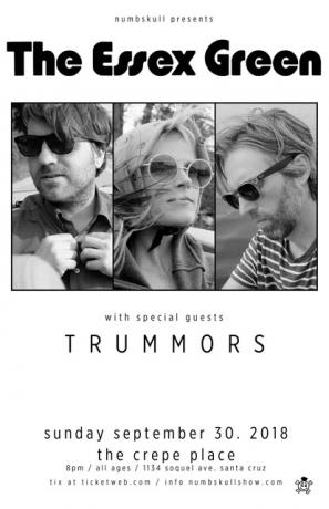 MERGE RECORDS: The Essex Green w/ Trummors