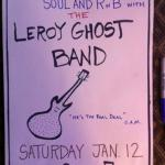 Leroy Ghost