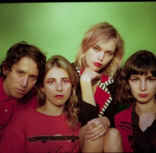 The Paranoyds w/ Grumpster & TBD