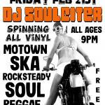 Soulciter - Motown/Ska/Rocksteady/Soul/2-Tone
