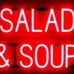 SALADS AND SOUP