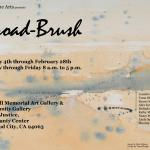 Tangerine Arts: Broad-Brush
