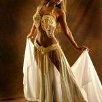 Bellydancing with Helene!